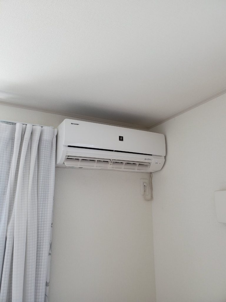 エアコン設置 施工事例